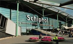 Schiphol Airport Uçak Bileti