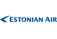 Estonian Air Uçak Bileti
