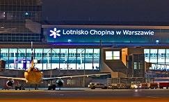 Varşova Chopin Havalimanı