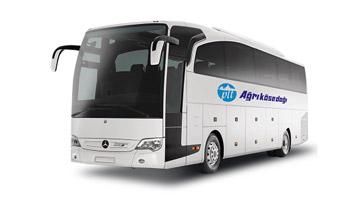 Ağrı Kösedağı Turizm Otobüs Bileti