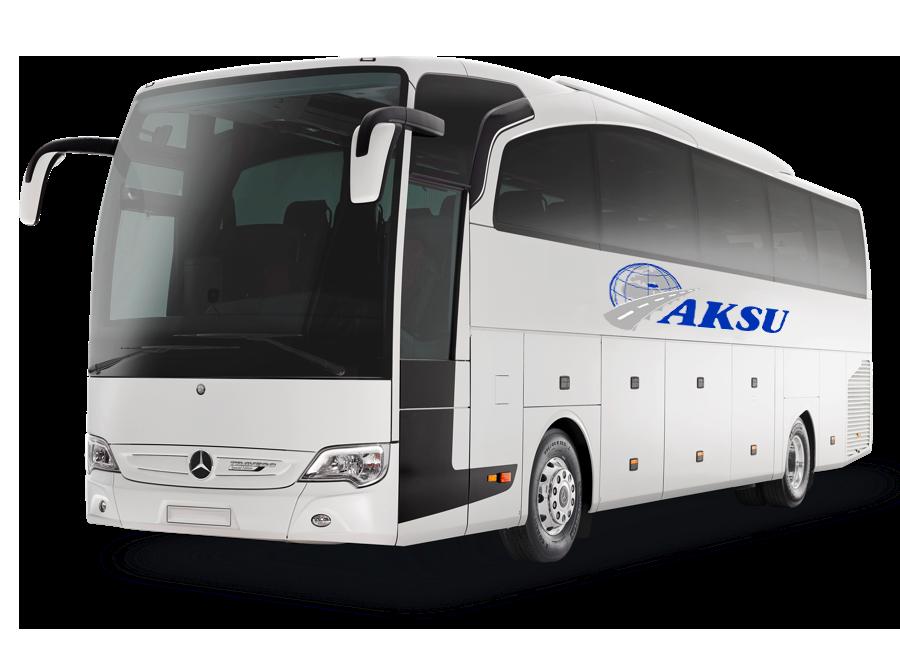 Aksu Turizm Otobüs Bileti