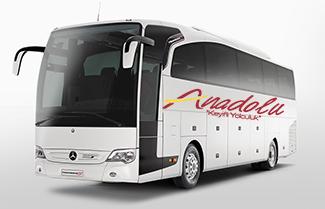 Anadolu Turizm Otobüs Bileti