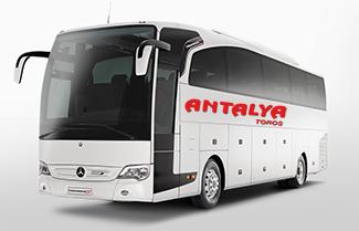Antalya Toros Otobüs Bileti