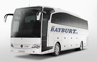 Bayburt Turizm Otobüs Bileti
