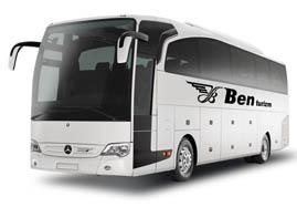 Ben Turizm Otobüs Bileti