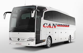 Can Ardahan Turizm Otobüs Bileti