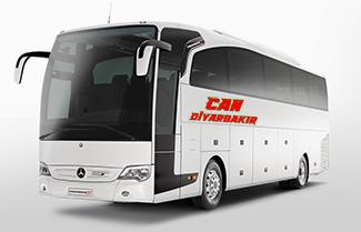 Can Diyarbakır Turizm Otobüs Bileti
