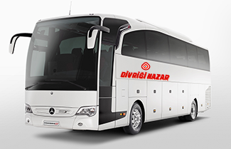Divriği Nazar Turizm Otobüs Bileti