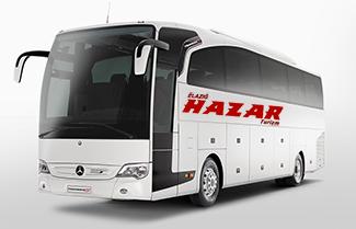 Elazığ Hazar Turizm Otobüs Bileti
